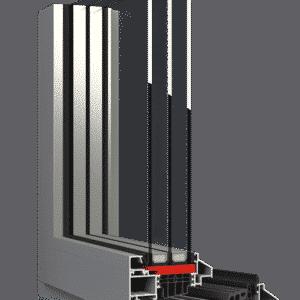 MB-104 Passive Aluprof