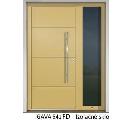gava-gele-voordeur
