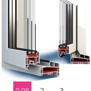 Aluplast Ideal 4000 Blokprofiel