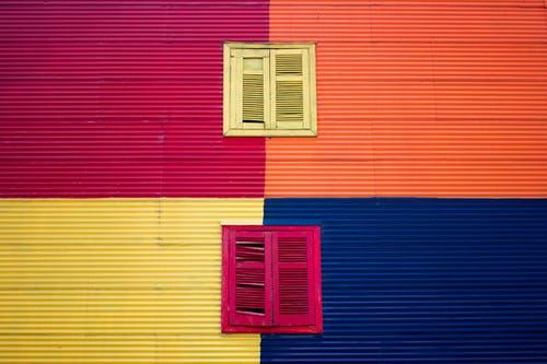 kozijn kleuren