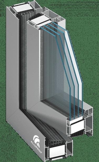 Dubbel of driedubbel glas